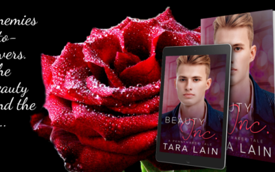 Beauty and the Beast is Back! Tara Lain's BEAUTY, INC. Available for Preorder with New Cover