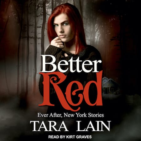 Better Red by Tara Lain Audiobook