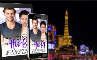 Betting On His BF, Nerds vs Jocks Book 4, Cover Reveal!