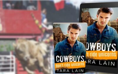 Cowboy's Don't Ride Unicorns Cover Reveal!