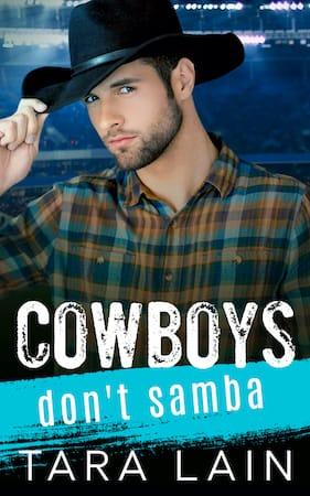 Cowboys Don't Samba by Tara Lain (small cover)