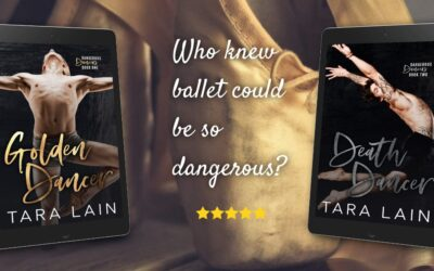 Death Dancer by Tara Lain Rereleased! Serial Sexiness!