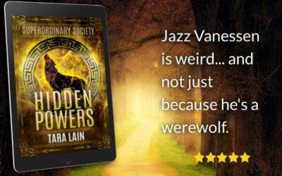 Hidden Powers by Tara Lain Re-Released!