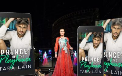PRINCE OF THE PLAYHOUSE Cover Reveal! Hidden Identities Clash!