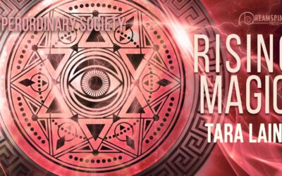 Cover Reveal & Preview! RISING MAGIC by Tara Lain –The Superordinary Society is Back!