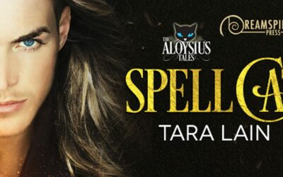 The Witches Are Here! Tara Lain's SPELL CAT Releases in Audio
