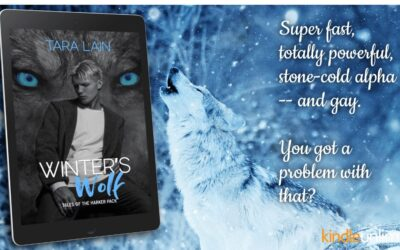 Tara Lain's Platinum Alpha Male is HERE! WINTER'S WOLF is ReReleased.