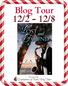 Lost and Found Blog Tour Badge