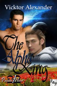 The Alpha King Cover Photo