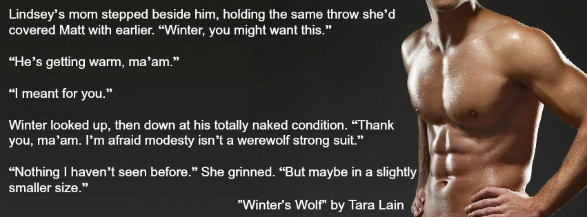 Winter's Wolf Teaser 3