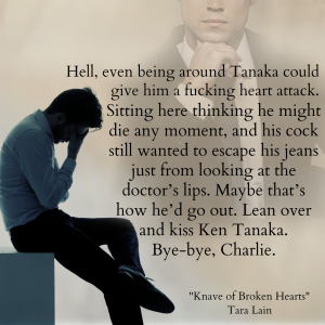 Teaser #2 - Knave Of Broken Hearts