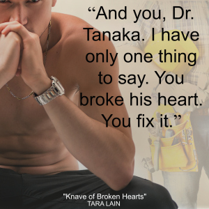 Teaser #5 - Knave Of Broken Hearts