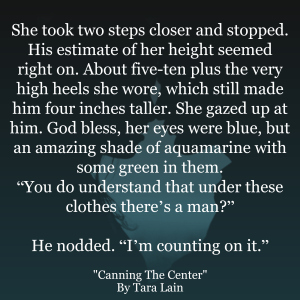 Canning The Center Teaser 3
