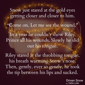 Teaser #5 - Driven Snow